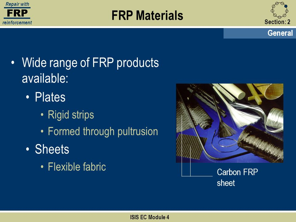 Wide range of FRP products available: Plates