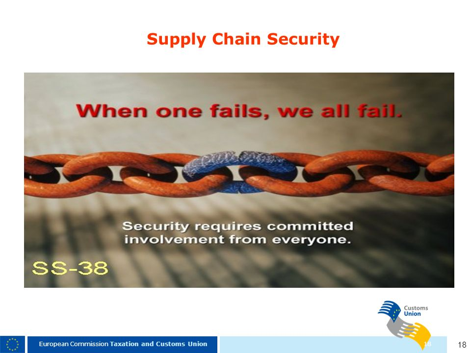 Supply Chain Security 18 18 18