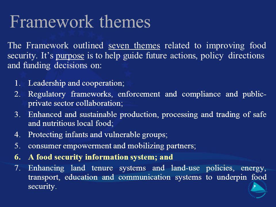 Framework themes