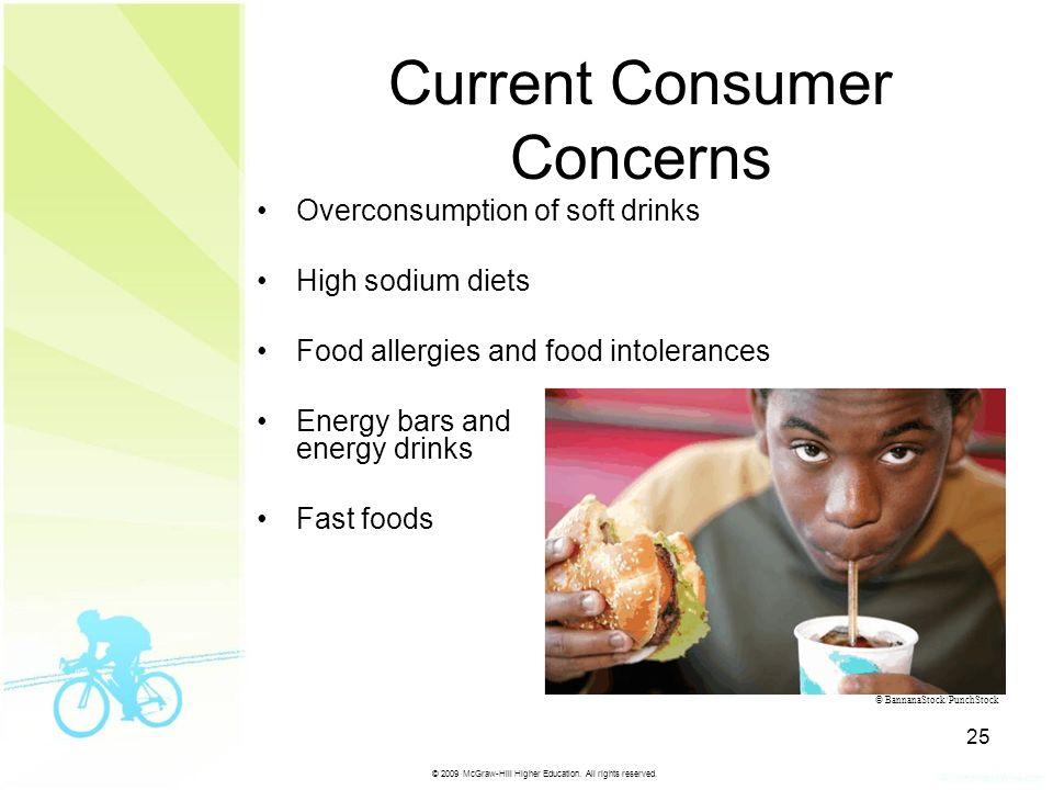 Current Consumer Concerns