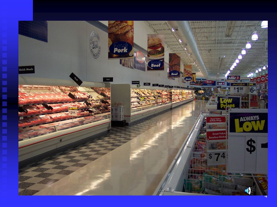 Our food stores have numerous food products that are safe, high quality, nutritious and economical