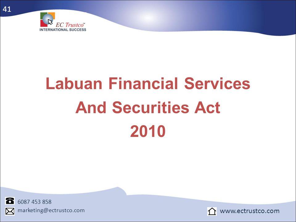 Labuan Financial Services