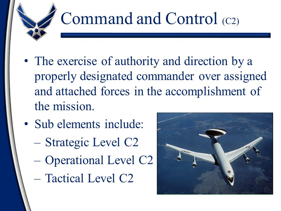 Command and Control (C2)