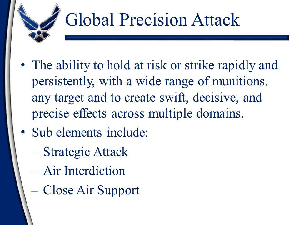 Global Precision Attack