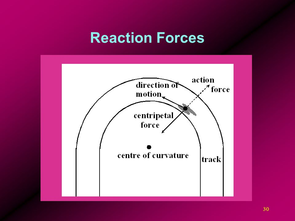 Reaction Forces