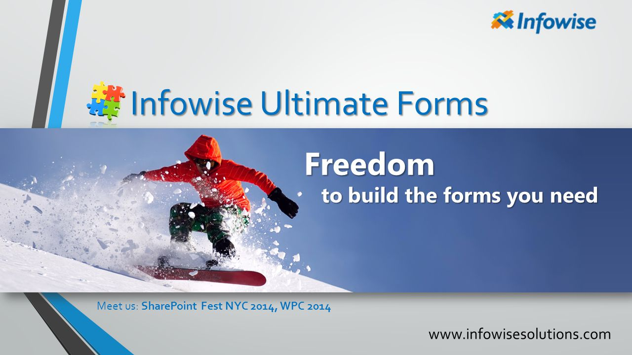 Infowise Ultimate Forms