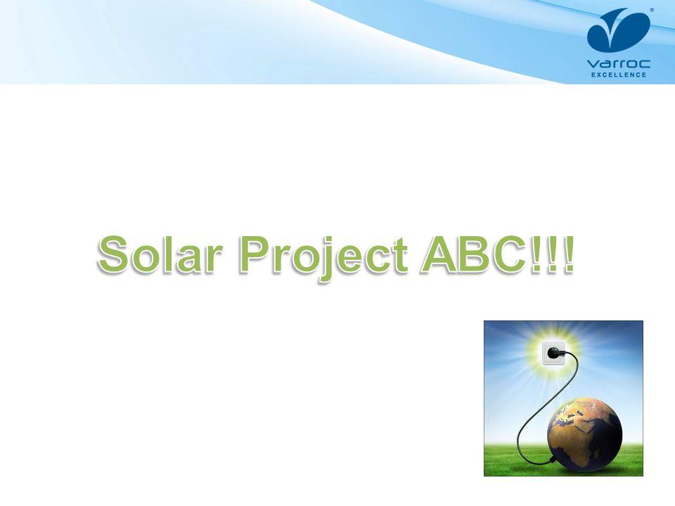 Solar Project ABC!!!