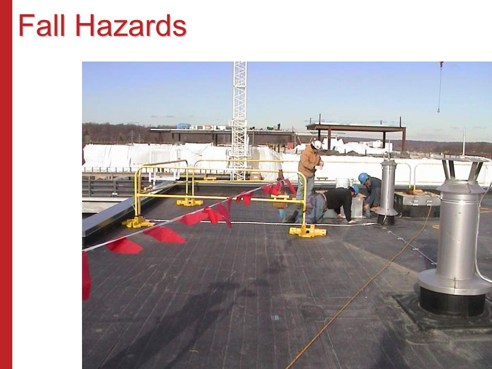 Fall Hazards Susan Harwood Training Grant Program (2006) Focus Four Hazards in the Construction Industry.