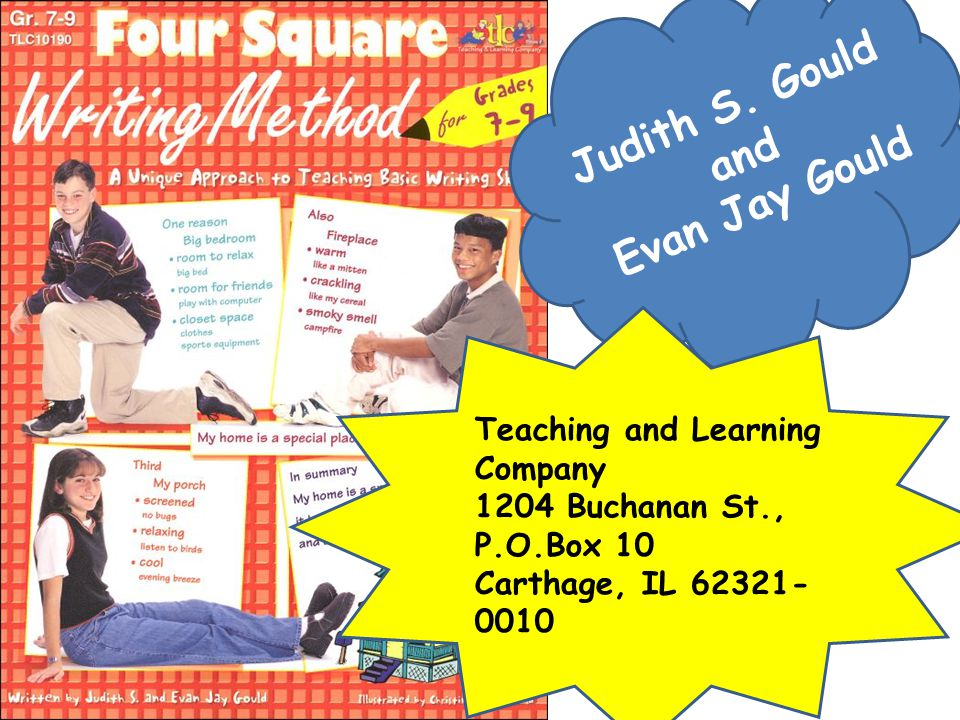Judith S. Gould and Evan Jay Gould