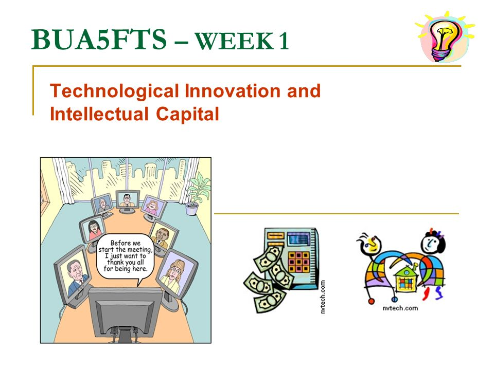 Technological Innovation and Intellectual Capital