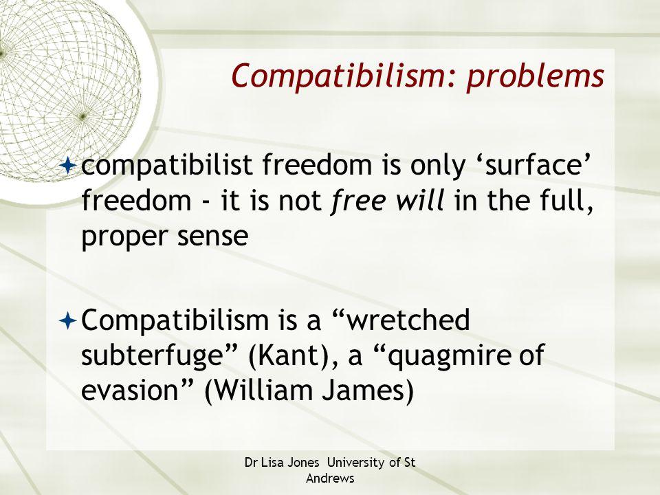 Compatibilism: problems