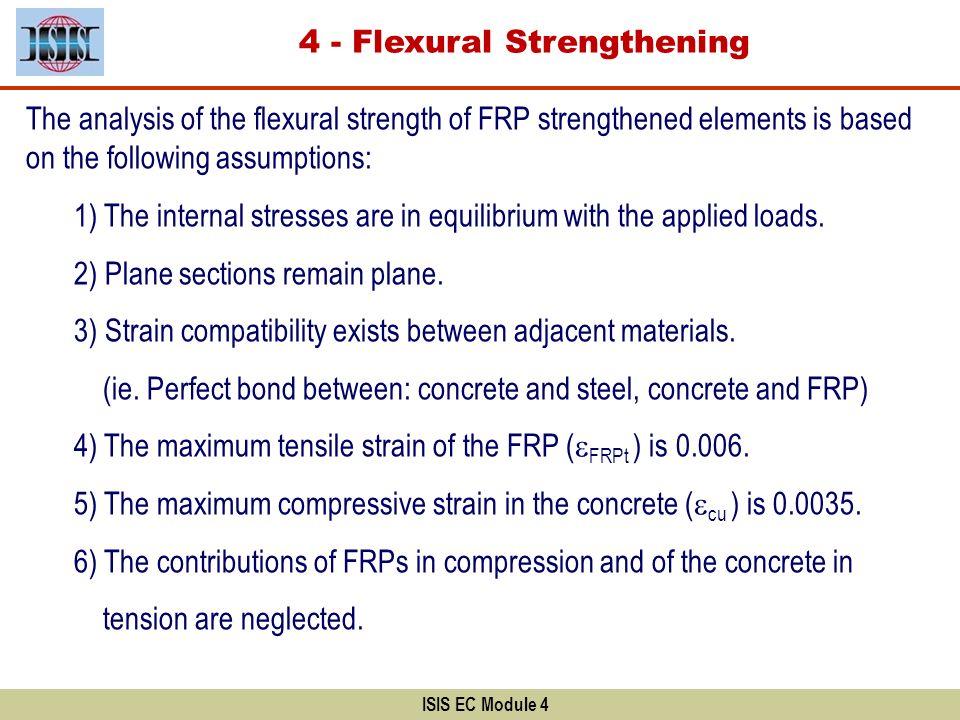 4 - Flexural Strengthening