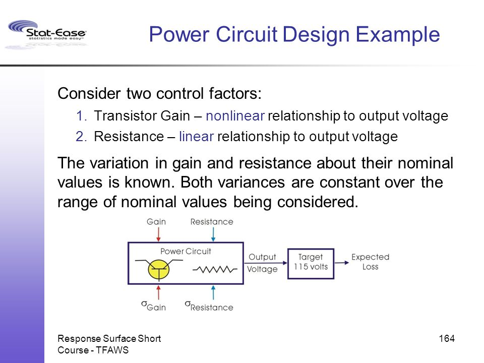 Power Circuit Design Example