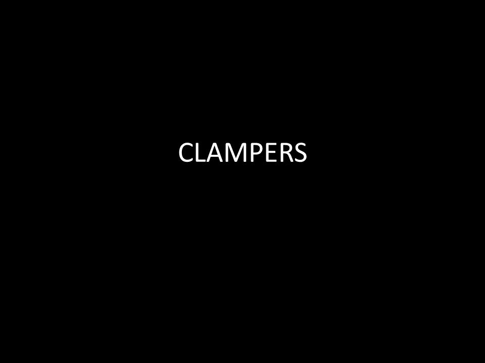 CLAMPERS