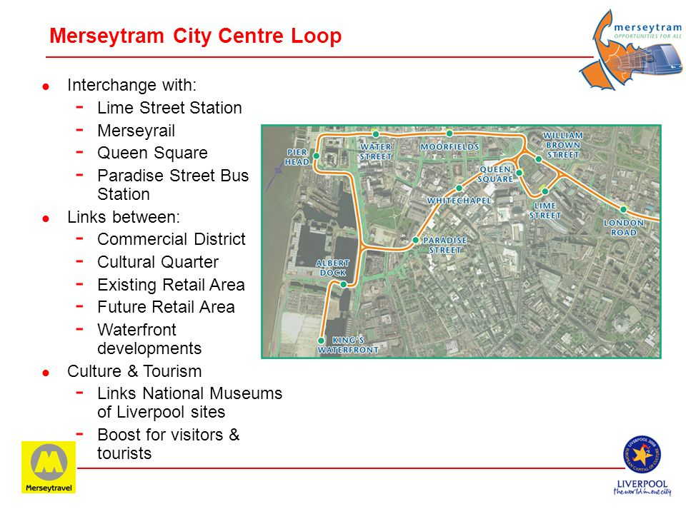 Merseytram City Centre Loop