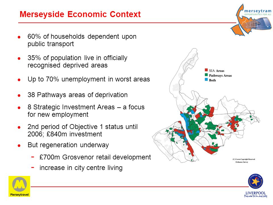 Merseyside Economic Context