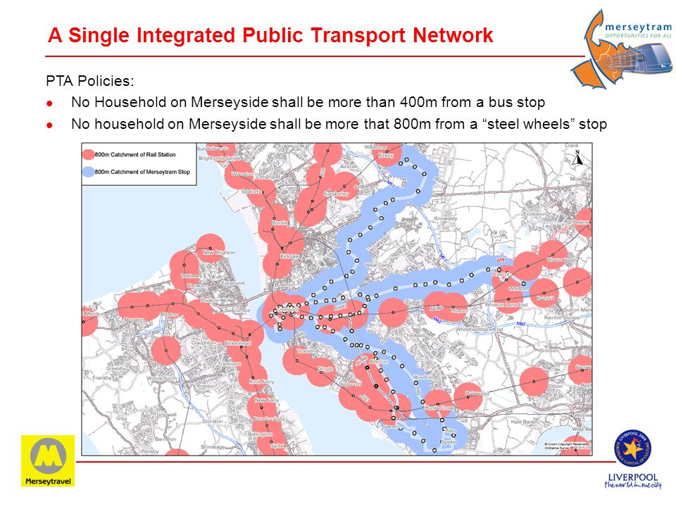 A Single Integrated Public Transport Network