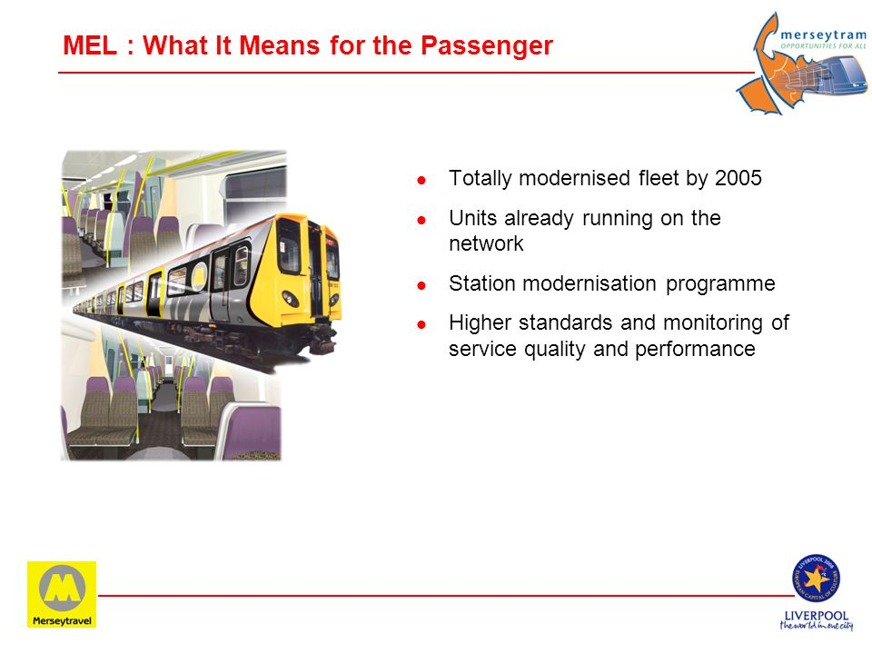 MEL : What It Means for the Passenger