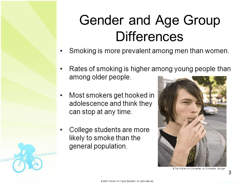 Gender and Age Group Differences