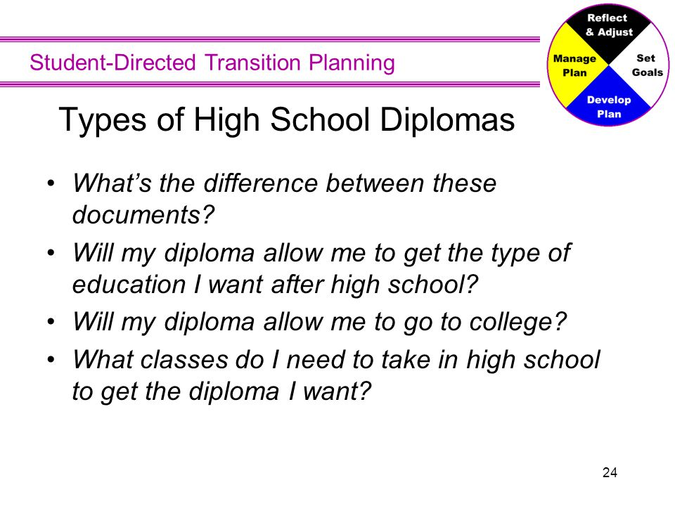What Will Your Diploma Be