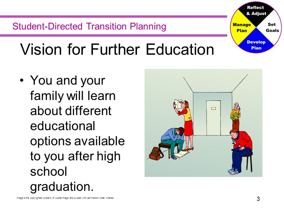 Vision for Further Education