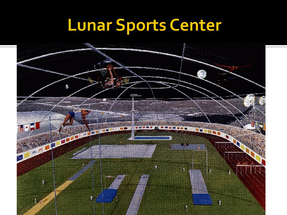 Lunar Sports Center