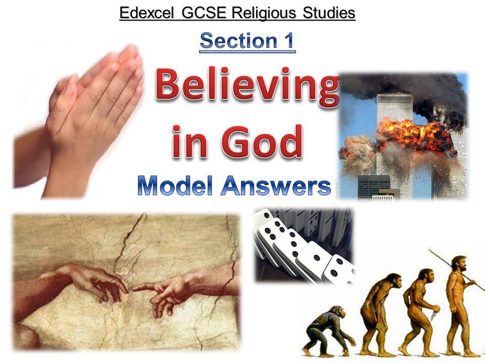Edexcel GCSE Religious Studies