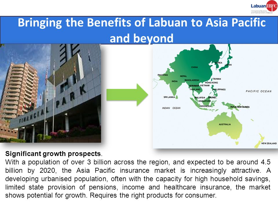 Bringing the Benefits of Labuan to Asia Pacific and beyond