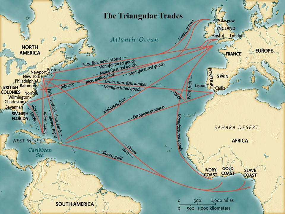 The Triangular Trades • pg. 124