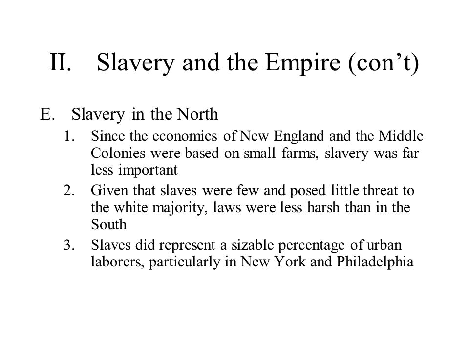 slavery freedom and the struggle of empire 1763 Slavery, freedom, and the struggle for empire to 1763 the core assignment of this course is a documented research paper (1000 words in length = approx 3-4 pages double spaced, 12-point font) the paper should support a thesis statement with information gained from research or investigation.