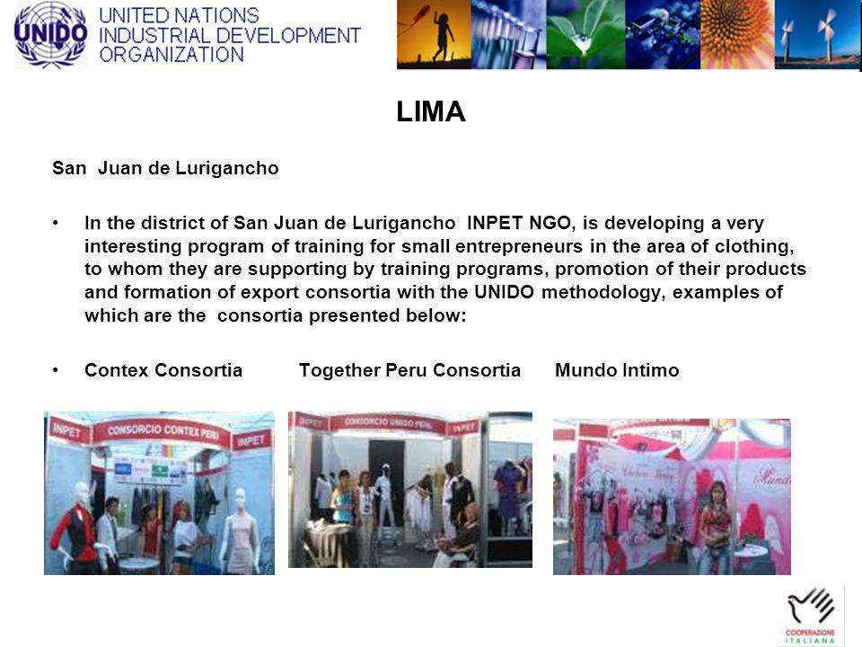 LIMA San Juan de Lurigancho