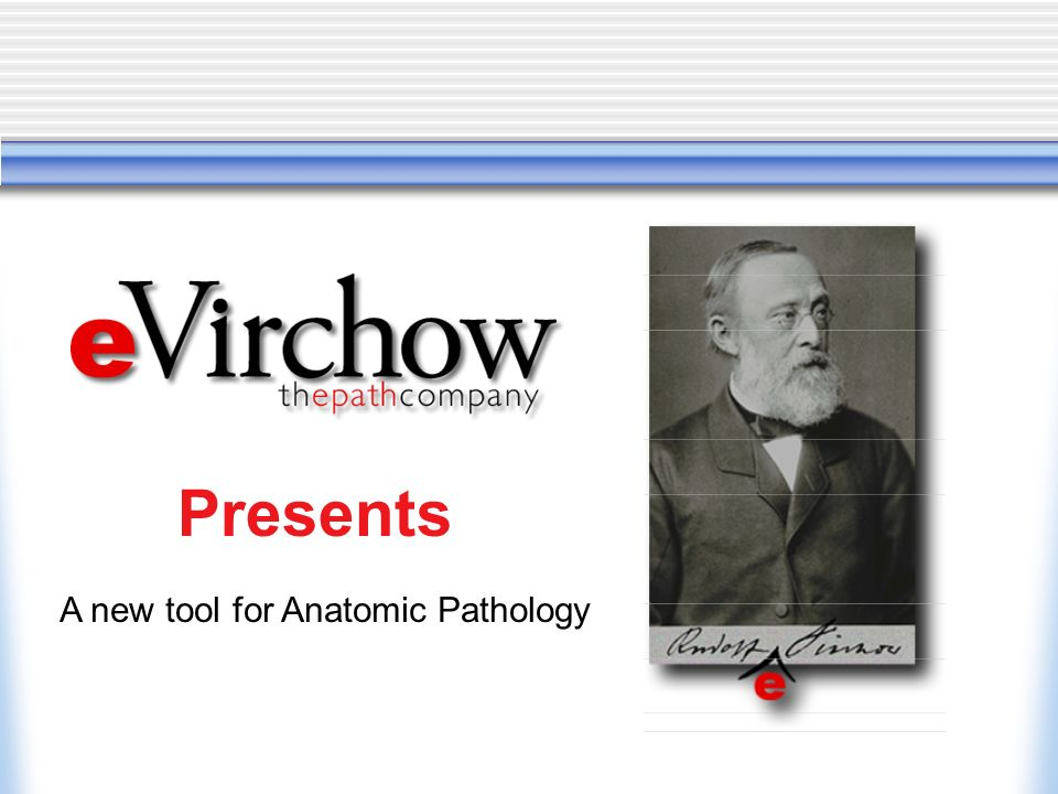 A new tool for Anatomic Pathology