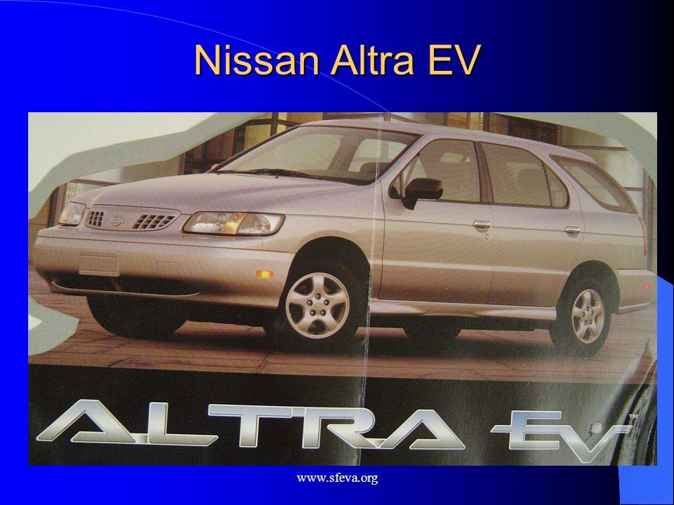 Nissan Altra EV www.sfeva.org