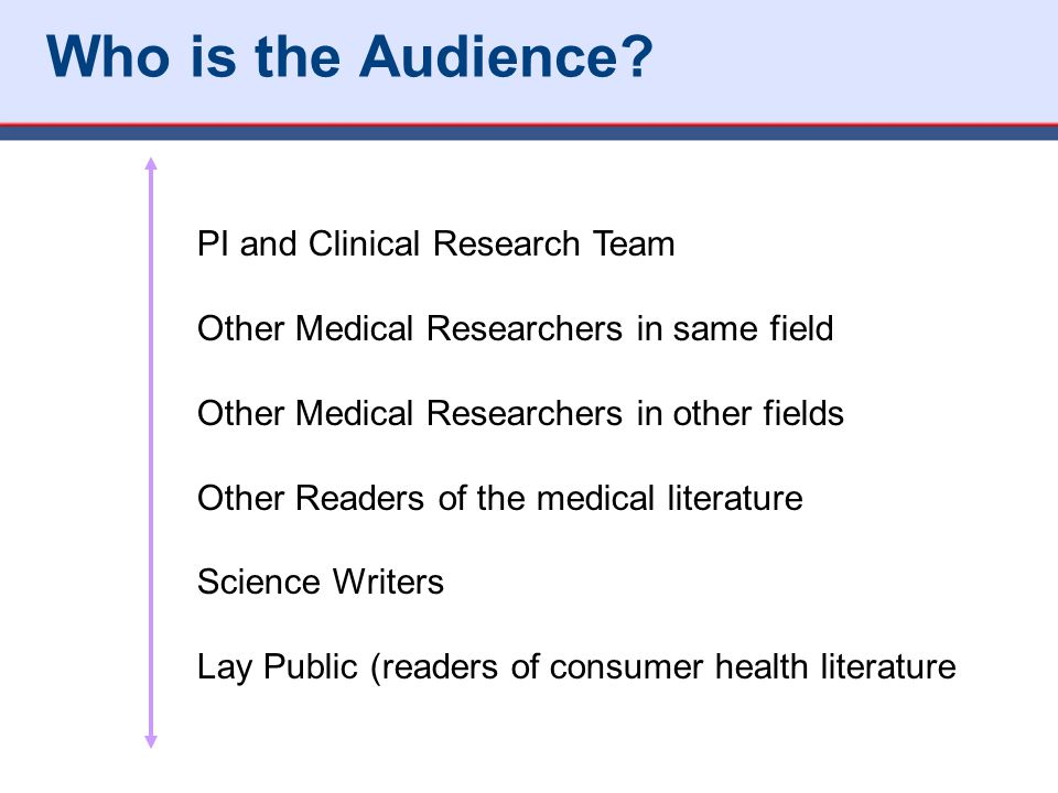 Who is the Audience PI and Clinical Research Team