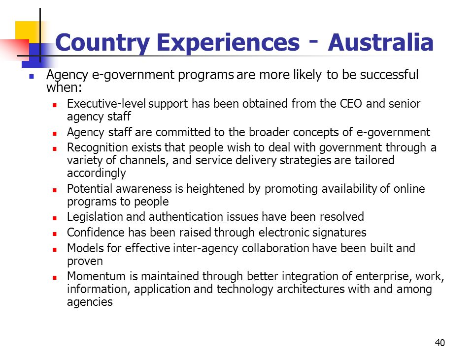 Country Experiences - Australia