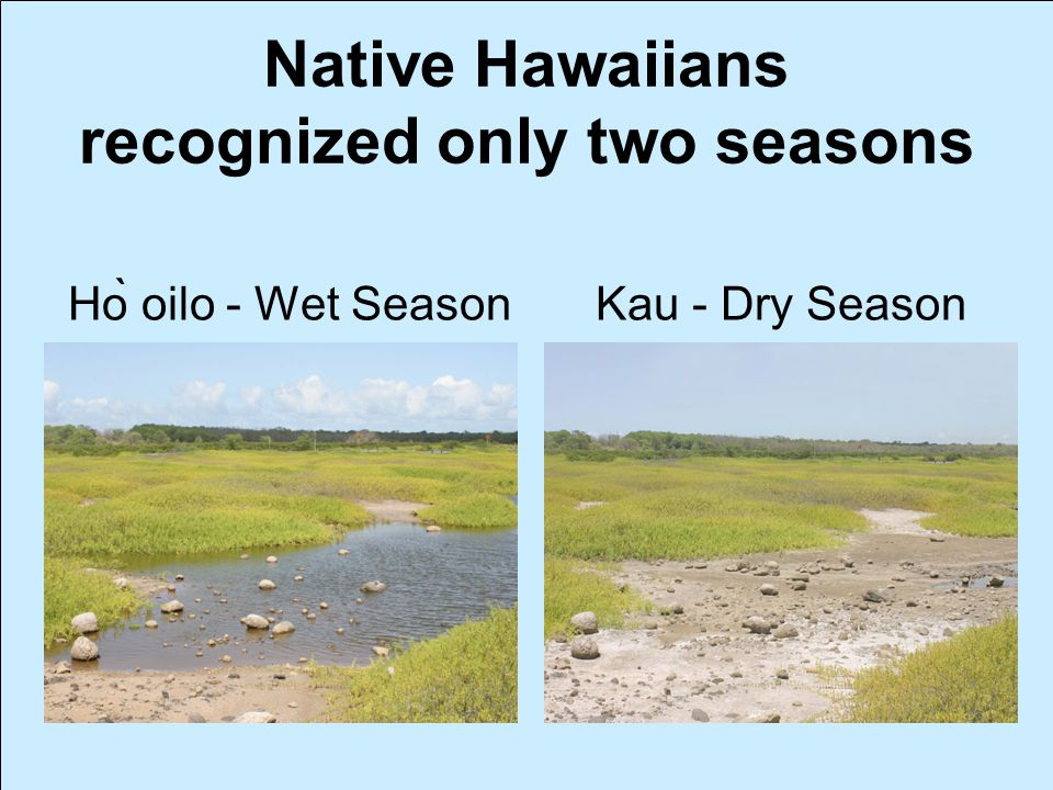 recognized only two seasons