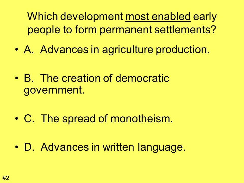 A. Advances in agriculture production.