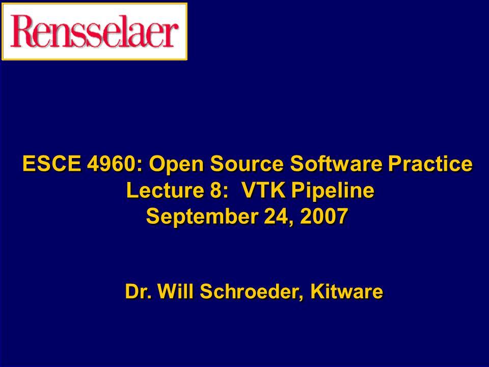 Dr. Will Schroeder, Kitware
