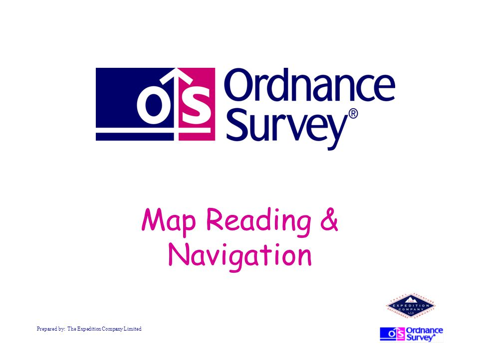 Map Reading & Navigation