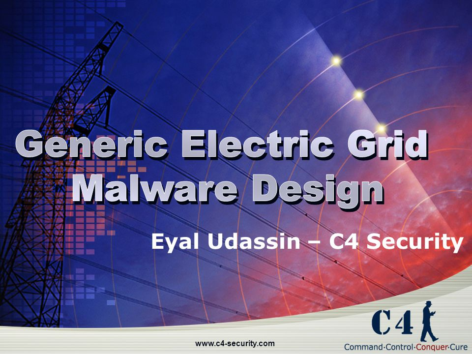 Eyal Udassin – C4 Security