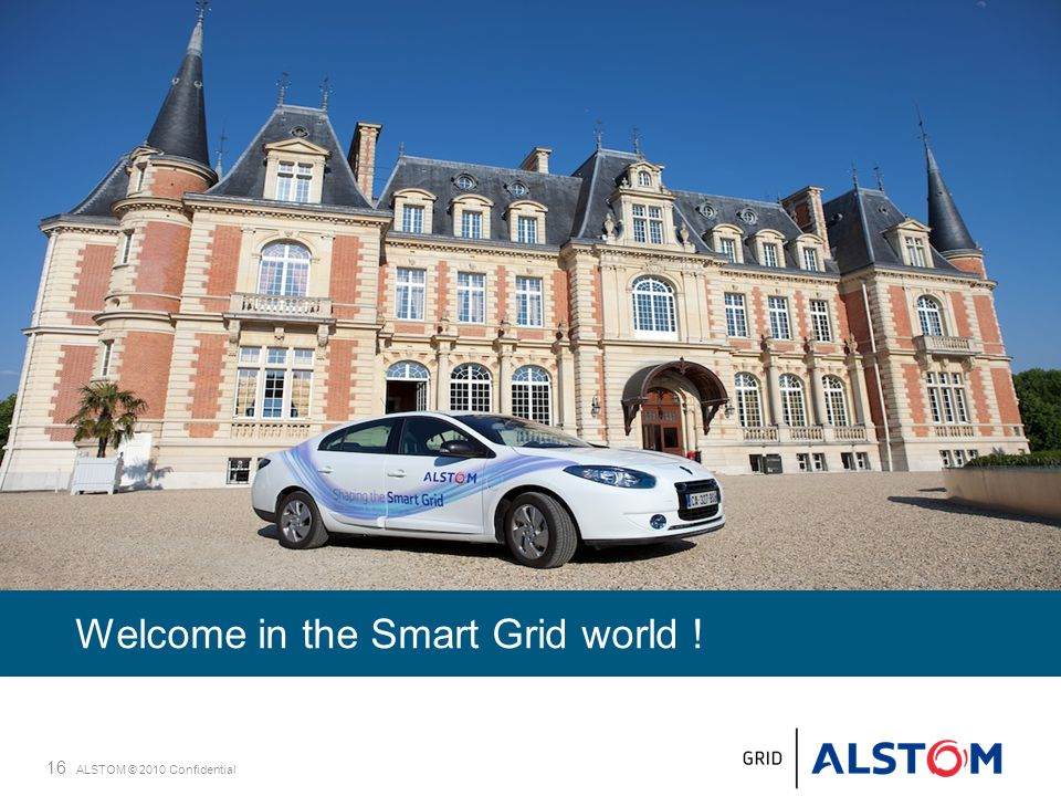 Welcome in the Smart Grid world !