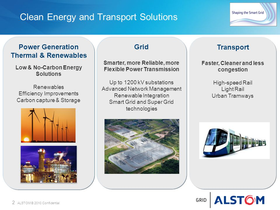 Clean Energy and Transport Solutions