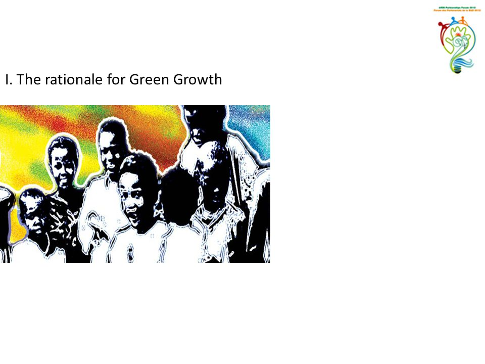 I. The rationale for Green Growth