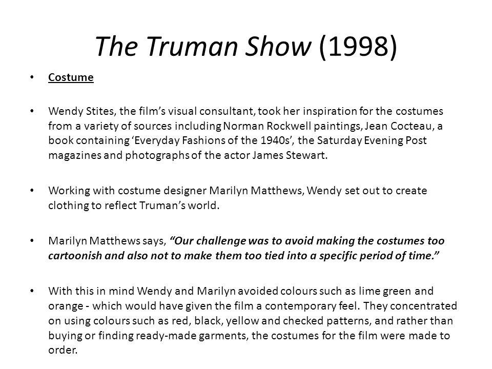 The Truman Show (1998) Costume