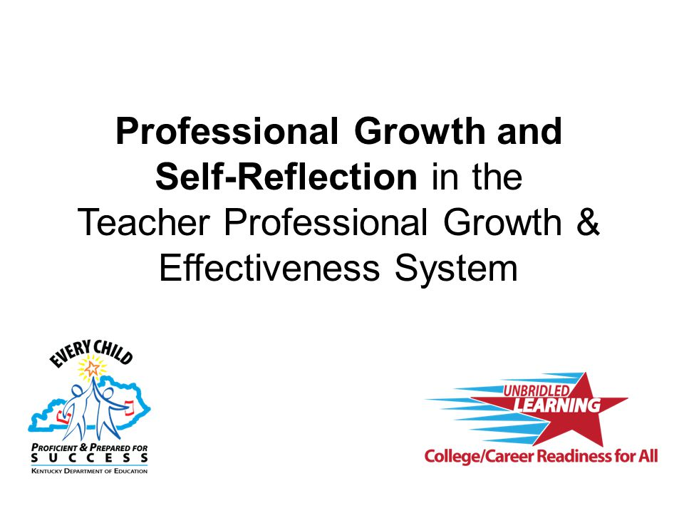 Professional Growth and
