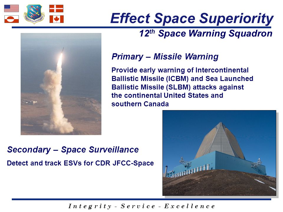 Effect Space Superiority