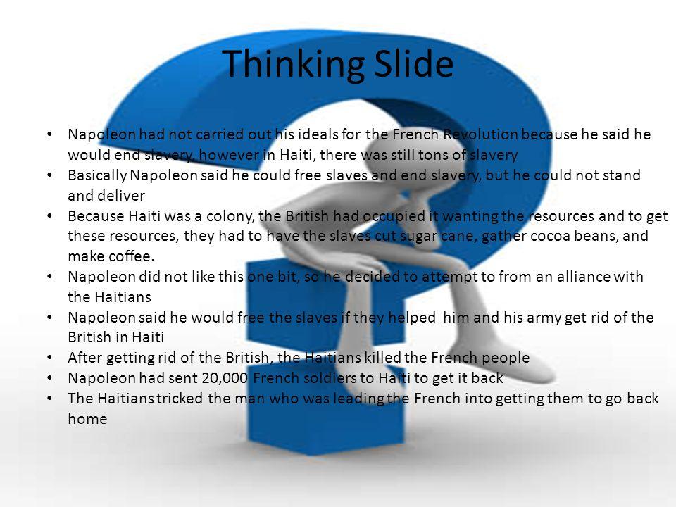 Thinking Slide