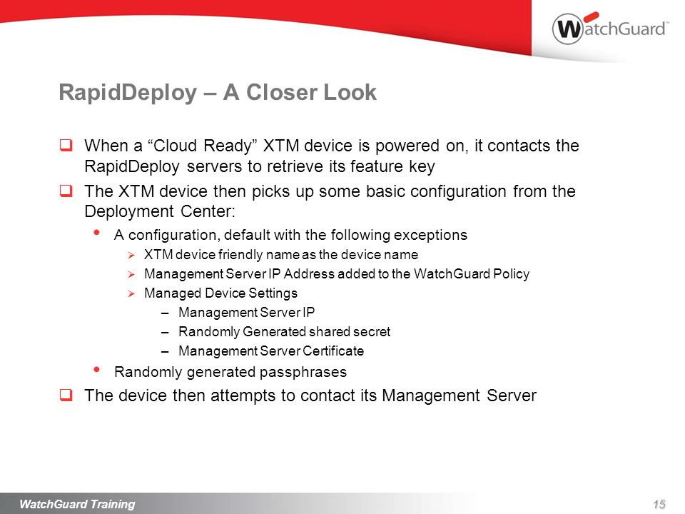 RapidDeploy – A Closer Look