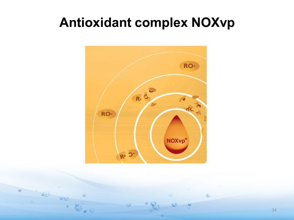 Antioxidant complex NOXvp