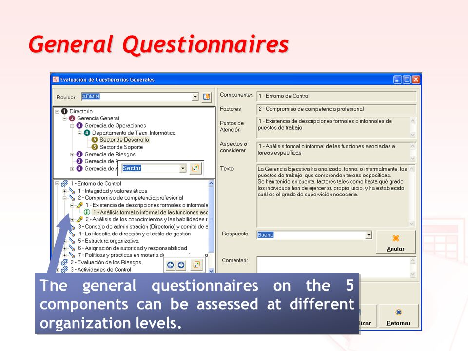 General Questionnaires